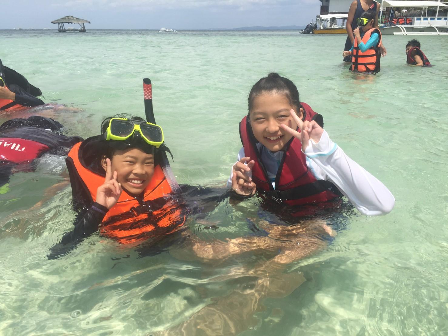 2019年夏、セブナビ 英語漬けジュニアキャンプ大盛況!成田・中部・関西の3空港から、120名が国際的リゾートセブ島に集結!